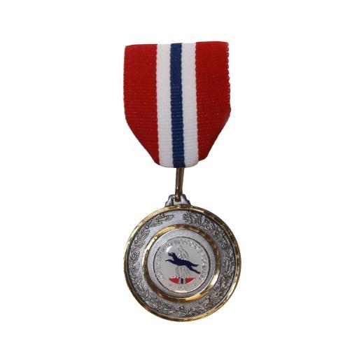 Medalje, Sølv